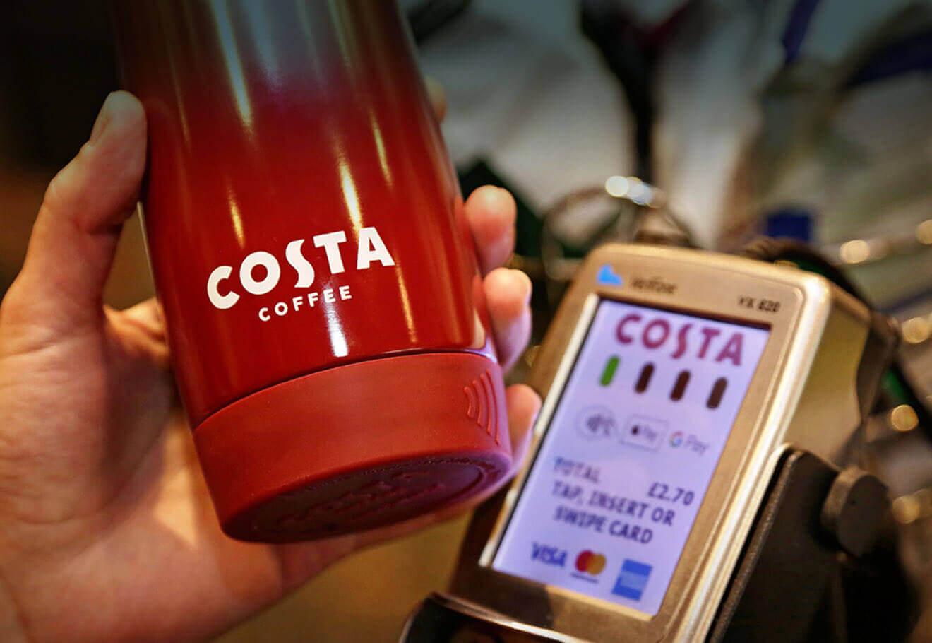 Costa Contactless Cup