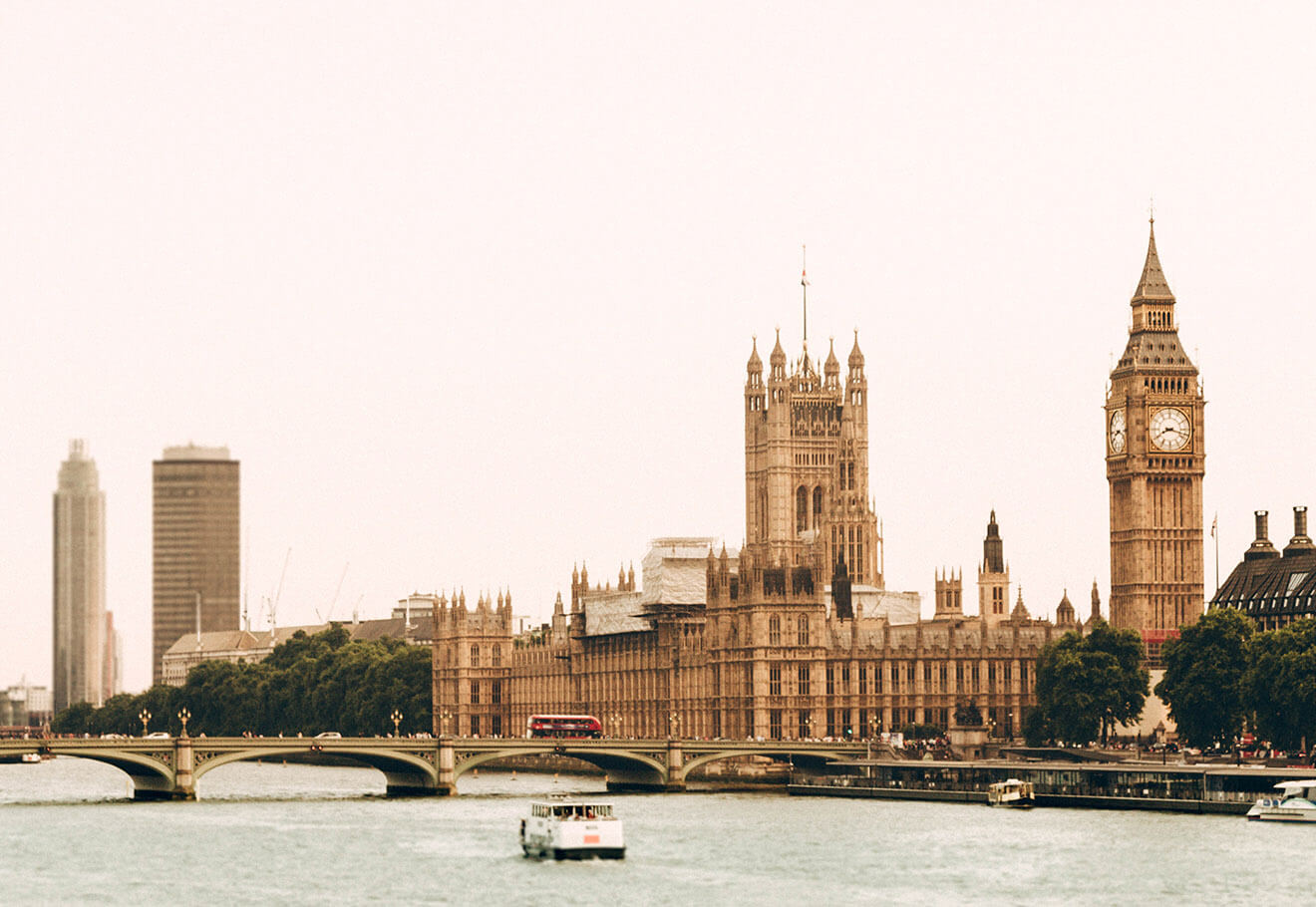 UK Parliament building