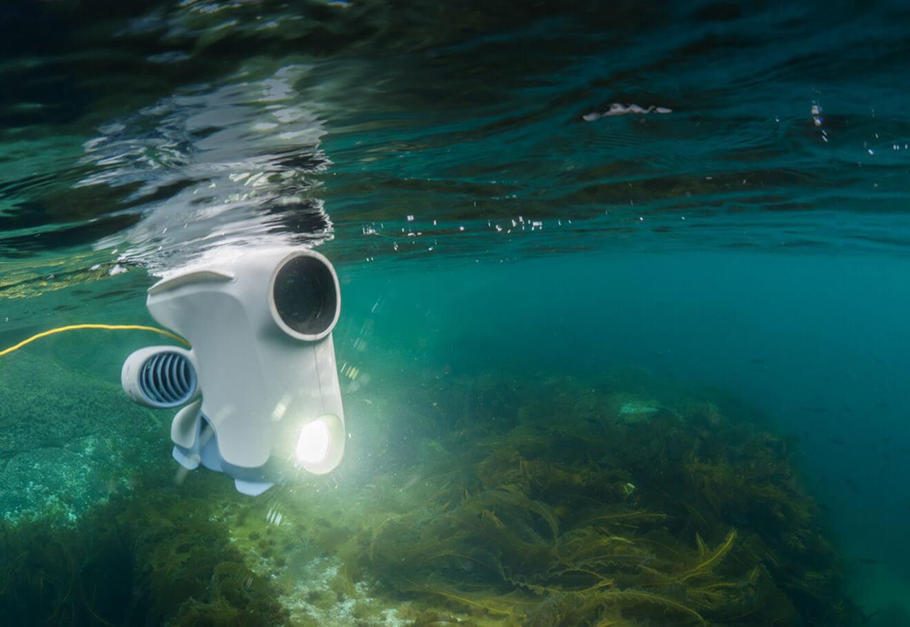 Underwater drone
